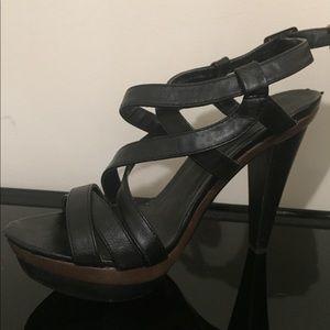 Aldo heel sandals